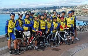 L'école de cyclisme de l'A.V.A.N. 2010 - 2011